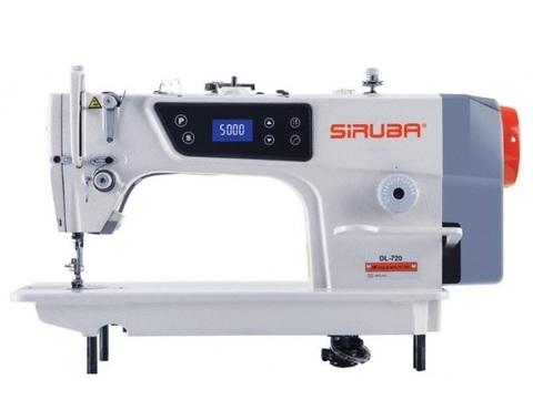 Одноигольная прямострочная швейная машина Siruba DL720-H1 | Soliy.com.ua