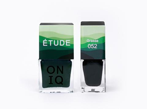 ONP-052 Лак для покрытия ногтей с эффектом акварели Triptych ETUDE: Grasse