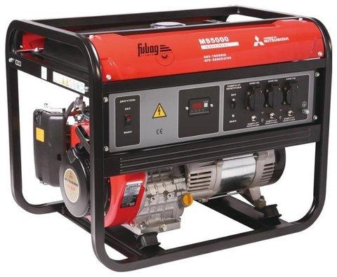 Кожух для бензинового генератора Fubag MS 5000 (4200 Вт)