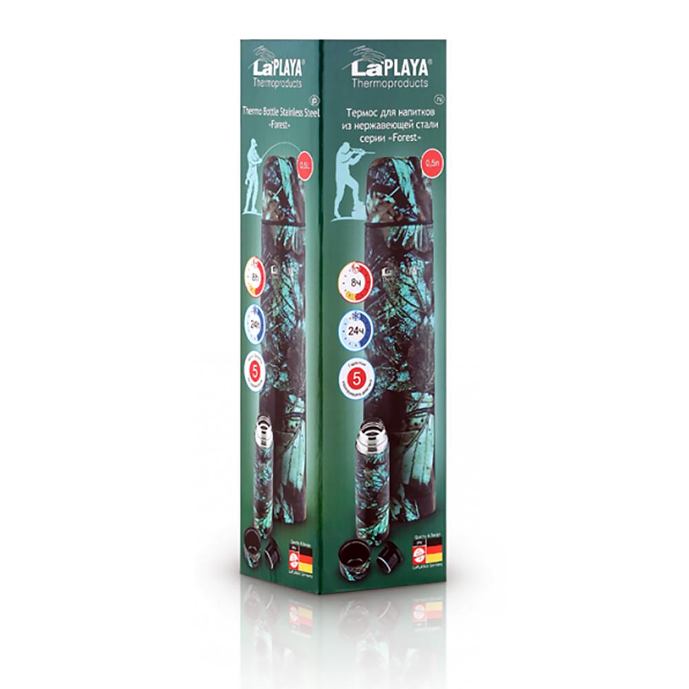 Термос La Playa Thermo Bottle Forest (0,5 литра)