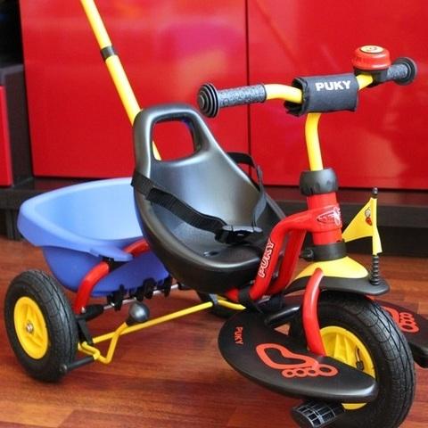 Ремень безопасности Puky DG 9312 для трехколесных велосипедов