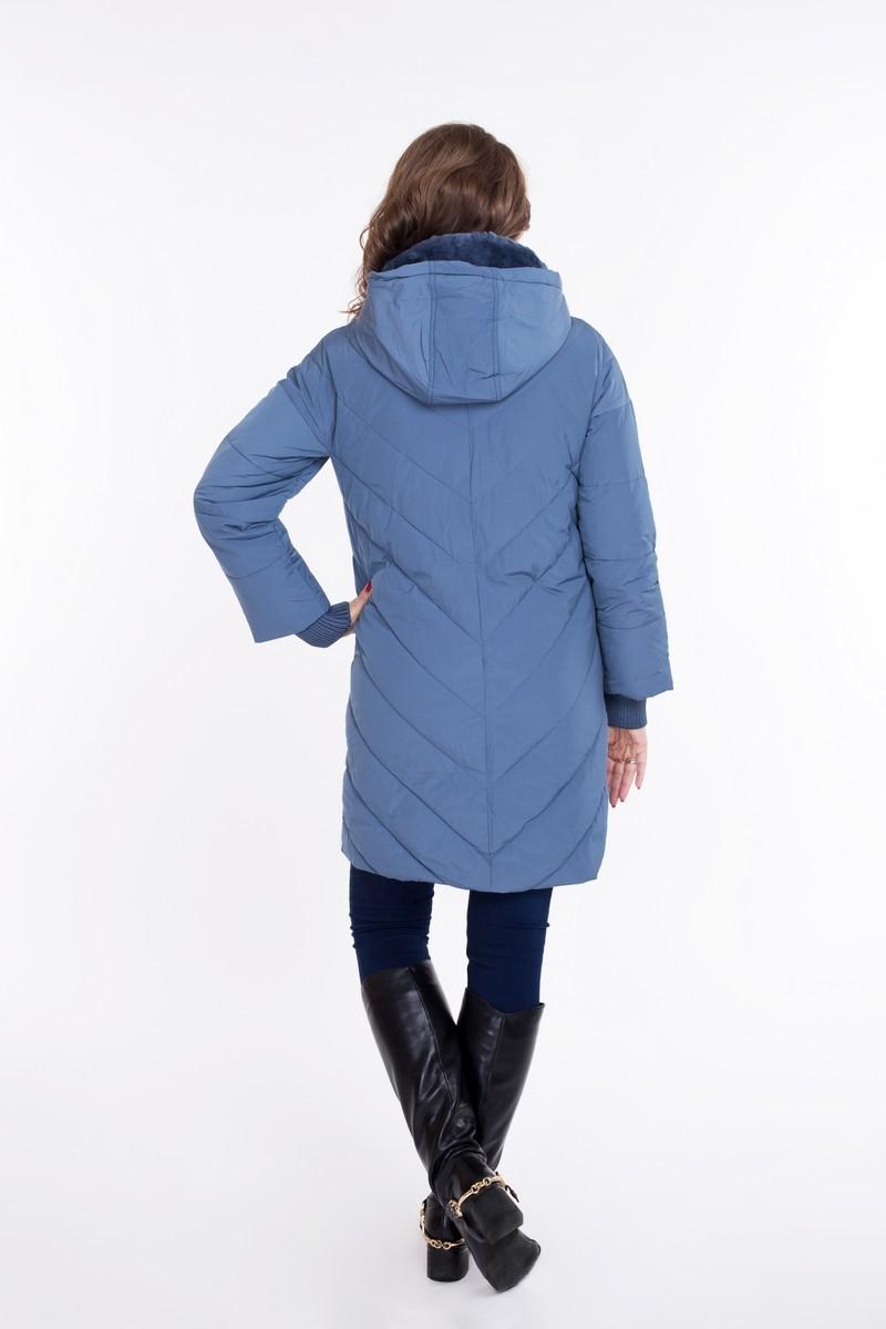 Куртка для беременных 09031 джинса