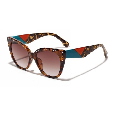 Солнцезащитные очки 5001s Тигровый