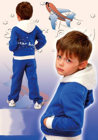 Выкройка костюма для мальчика