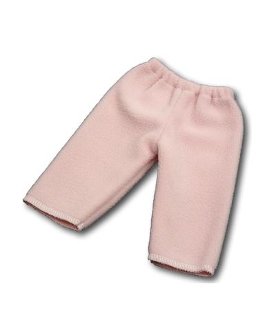Флисовые рейтузы - Розовый. Одежда для кукол, пупсов и мягких игрушек.