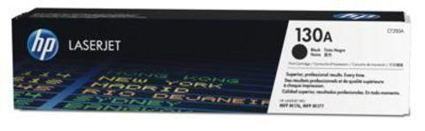 Картридж HP CF350A (130A) для принтеров HP Color LaserJet Pro MFP M176n, M177fw (чёрный, 1300 стр.)