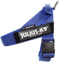Шлейка для собак JULIUS-K9 Ремни Color & Gray IDC® 3 синий