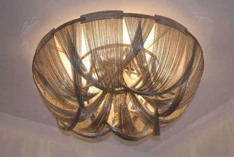 chandelier   SOSCIK by Terzani (  80 cm + gold )