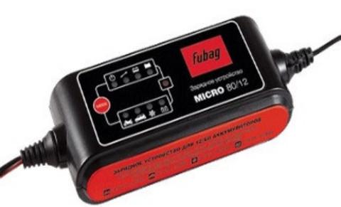 Зар.устройство Fubog Micro 80/12 6/12В 3-80Ач 4А 80Вт