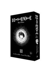 Тетрадь смерти. Death Note: Black Edition. Книга 3