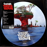 Gorillaz / Plastic Beach (Limited Edition)(Picture Disc)(2LP)