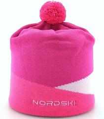 Лыжная шапка Nordski Line Rose