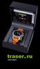 Купить Наручные часы Traser Extreme Sport 100210 (оранжевый силиконовый) по доступной цене