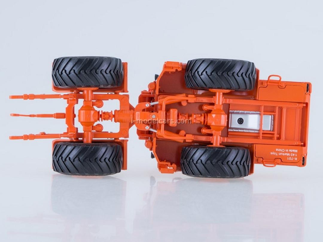 Tractor K-701 Kirovets orange 1:43 AutoHistory