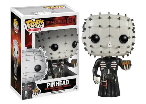 Фигурка Funko POP! Vinyl: Horror: Hellraiser Pinhead 4785