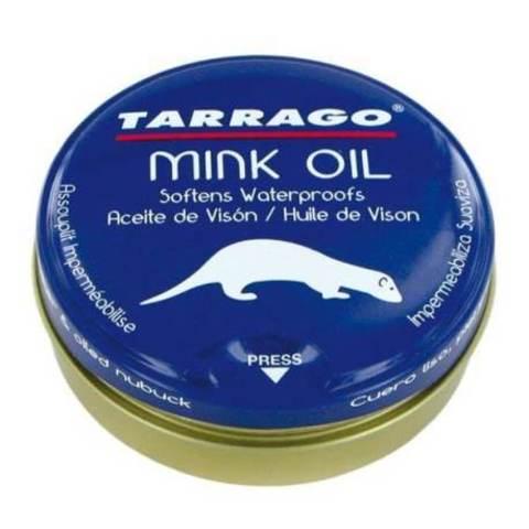 Жир норки TCL79  Tarrago MINK PIL TIN, банка, 100мл.