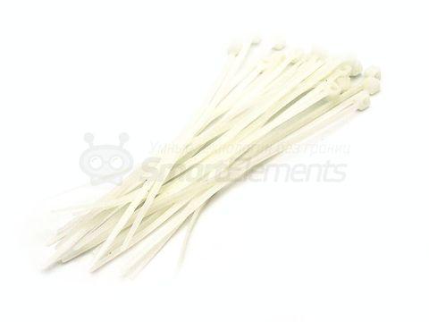 Стяжки нейлоновые 3х100 мм (20 шт)