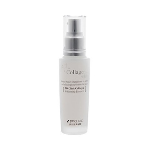 3W CLINIC Эссенция для лица осветляющая Collagen Whitening Essence, 50 мл