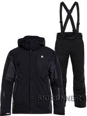 Горнолыжный костюм 8848 Altitude Gainer Black Venture Cadore мужской