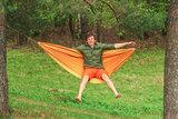 Гамак оранжевый