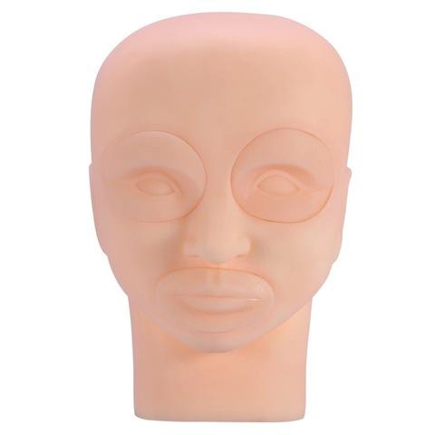 Тренировочная голова со сменными частями