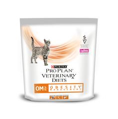 Purina Pro Plan Veterinary Diets OM  ST/OX Obesity Management диетический корм для взрослых кошек при избыточном весе