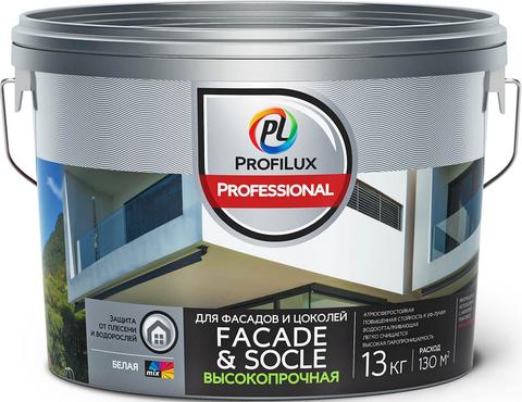 Profilux Professional FACADE & SOCLE/Профилюкс Профессионал Фасад энд Сокле высокопрочная