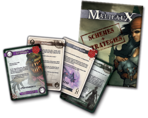 Schemes and Strategies Deck