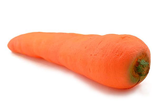 Резиновая морковь