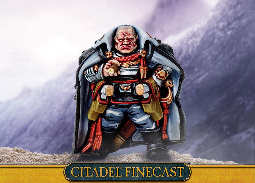 Lord Castellan Creed. Лорд-Кастеллян Крид