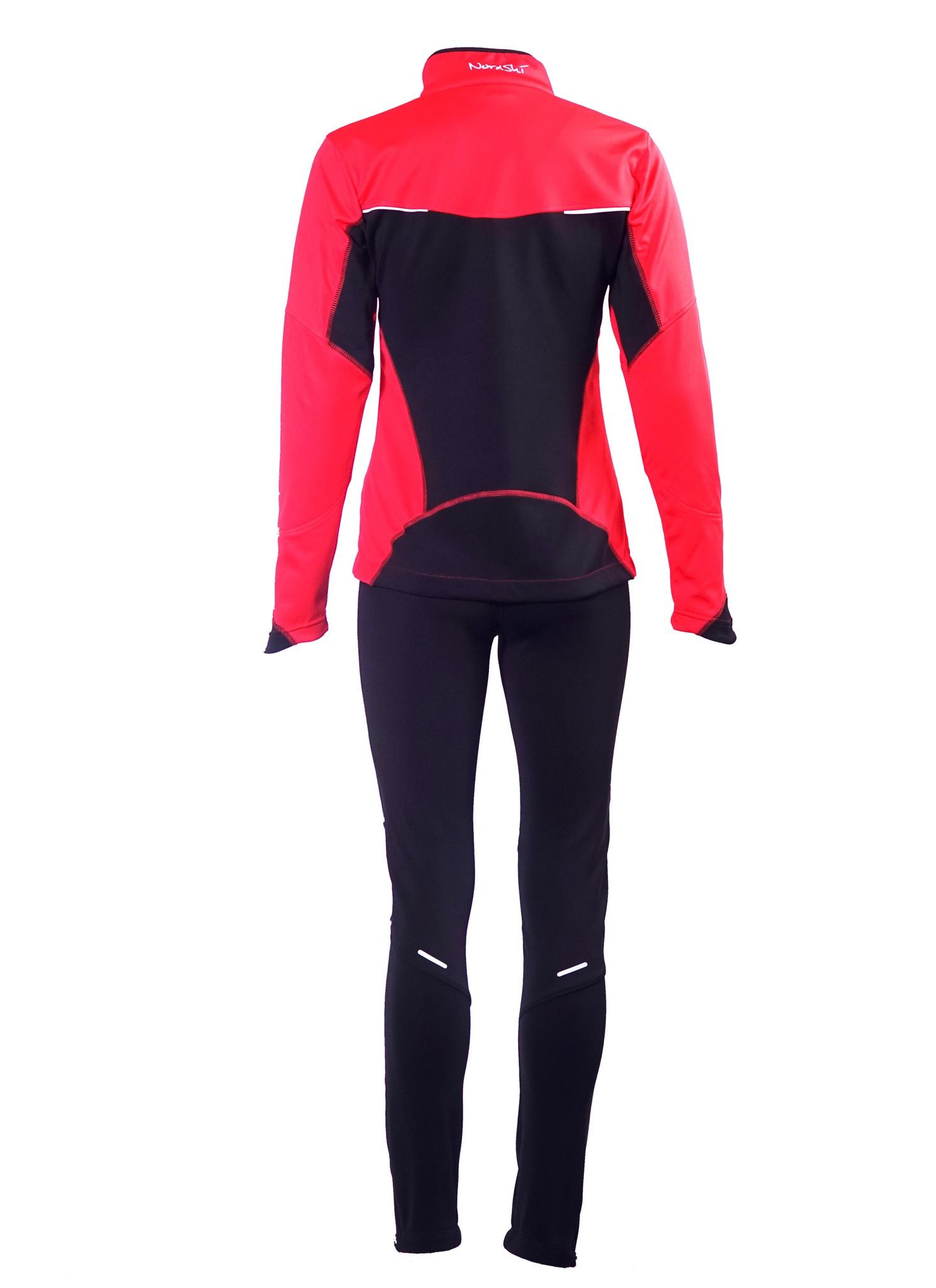Лыжный костюм женский беговой доставка