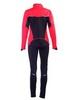 Женский утепленный лыжный костюм Nordski Premium (NSJ310900) красный фото спина
