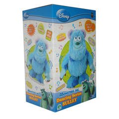 Plush Dancing Sulley Monster Inc 12 Inch