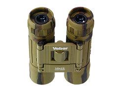 Бинокль Veber Sport БН 10x25 камуфлированный