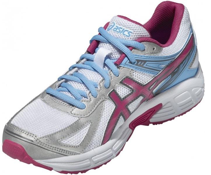 Женская беговая обувь Asics Patriot 7 (T4D6N 0120) белая  фото