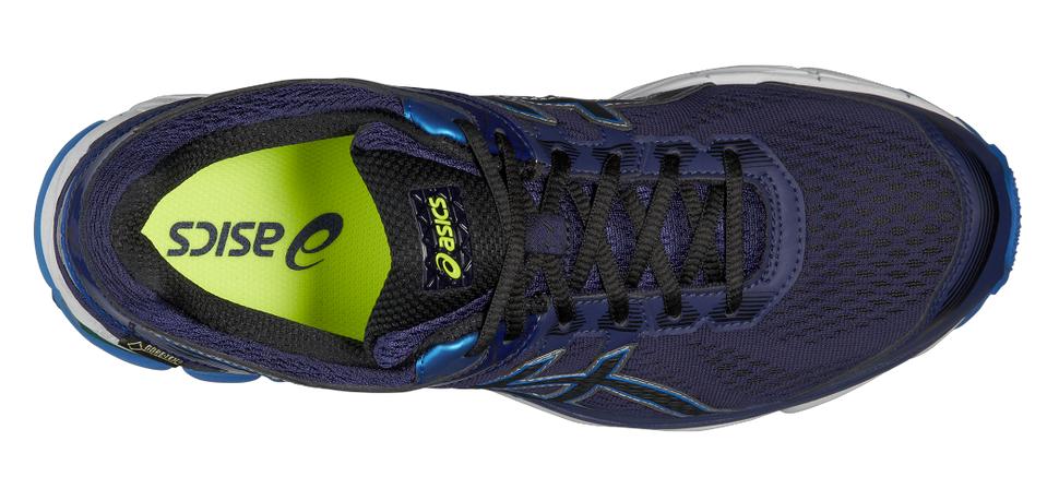 Мужские водонепроницаемые кроссовки для бега Asics GT-1000 4 G-TX (T5B2N 4990) фото