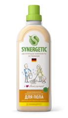 Жидкость для мытья поверхностей, пола, SYNERGETIC, концентрат, 1 л.