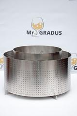 Форма для сыра (металл) 10-14 кг.
