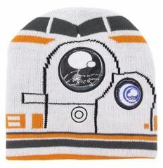 Звездные войны шапка детская дроид BB-8