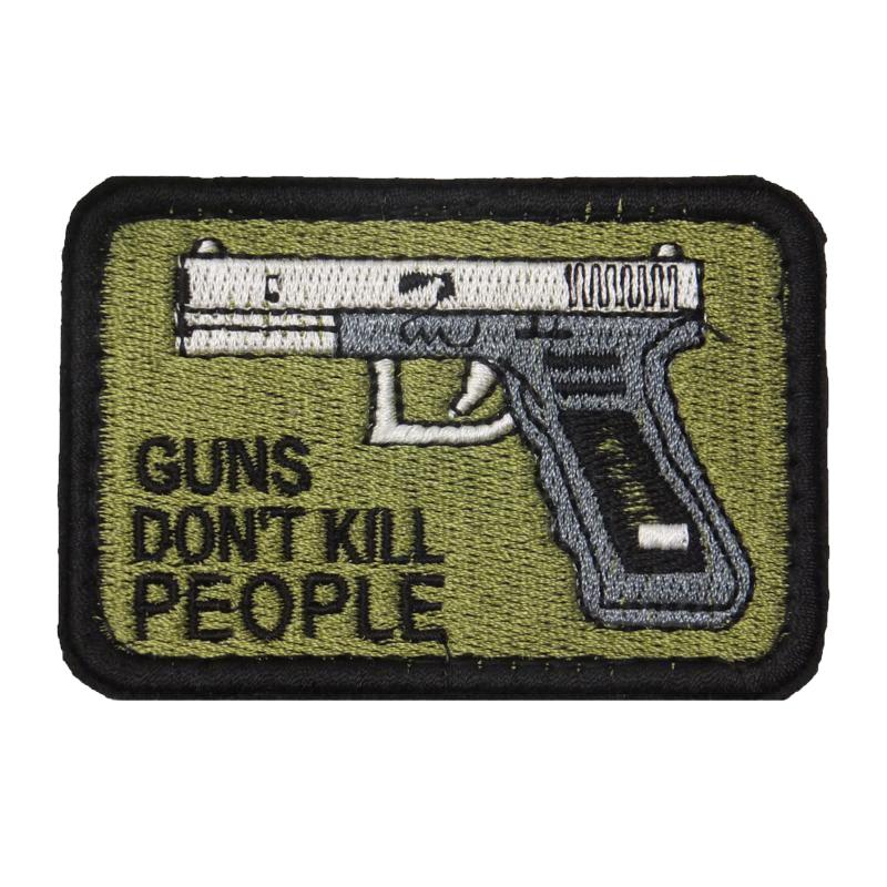 Оружие не убивает