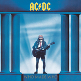 AC/DC ‎/ Who Made Who (Remasters Edition)(CD)