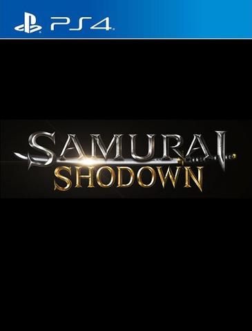 PS4 Samurai Shodown (русская документация)