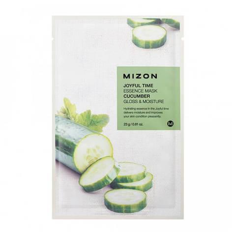Mizon Joyful Тканевая маска для лица с экстрактом огурца 23г