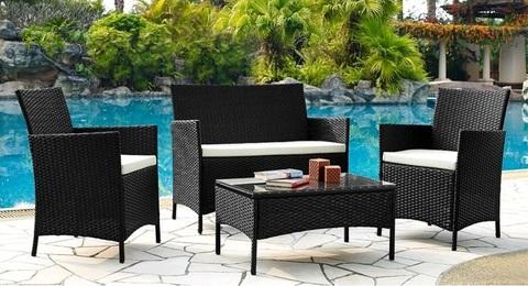 Комплект плетеной мебели MLM-210013А