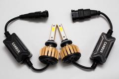 Комплект LED ламп головного света C-3 G6 H27 ,Canbus 12-24V