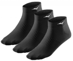 Носки беговые Mizuno Training Mid - 3 пары