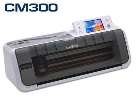Режущий (раскройный, сканирующий) плоттер Brother ScanNCut CM300