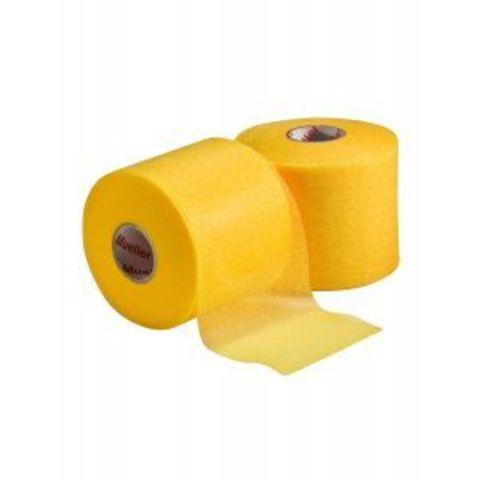 130706 M Wrap Материал используемый перед тейпированием (7,0см-27,3м)Желтый в уп. 48 рул