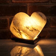 Солевая лампа Сердце 4-6кг