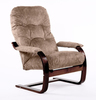 Кресло «Онега 2», ткань премьер 08, каркас венге, GREENTREE, г. Воронеж